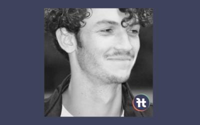 Morgan Guyader, Directeur et designer de Malàkio, spécialisée dans le recyclage de coquillages issus de la consommation