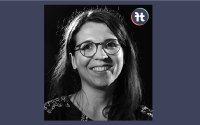 Anne-Sophie, Coach en innovation produit, spécialisée dans l'innovation frugale