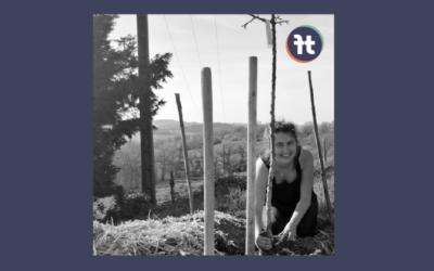 Sarah Manciot, Coordinatrice et animatrice transition écologique sociale et solidaire