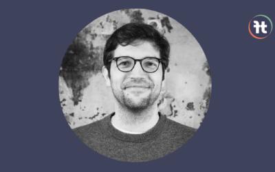 Laurent Barbezieux, Co-fondateur de Aktio, plateforme de bilan carbone